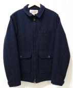 FILSON(フィルソン)の古着「アンカーポイントジャケット」|ネイビー