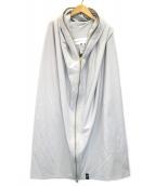DOUBLE STANDARD CLOTHING(ダブルスタンダードクロージング)の古着「MA-1 DUAL WARM オーバージャケット」|グレー
