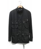 PS Paul Smith(ピーエスポールスミス)の古着「モーターサイクルジャケット」|ブラック