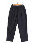 TEATORA(テアトラ)の古着「Wallet Pants CARGO Packable」|ネイビー