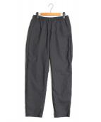 TEATORA(テアトラ)の古着「Wallet Pants OOL」|グレー