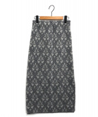 TAN(タン)の古着「タイトスカート」|グレー