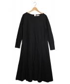 1er Arrondissement(プルミエ アロンディスモン)の古着「圧縮ワンピース」|ブラック