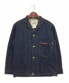 LEVI'S(リーバイス)の古着「デニムカバーオール」