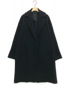 Maison Margiela 4(メゾンマルジェラ4)の古着「チェスターコート」|ブラック