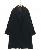 Maison Margiela 4(メゾンマルジェラ4)の古着「チェスターコート」 ブラック