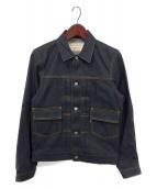 ()の古着「WESTERN JACKET」|インディゴ