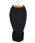RICK OWENS(リックオウエンス)の古着「タイトスカート」 ブラック