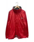 ()の古着「ハイベントジャケット」|レッド