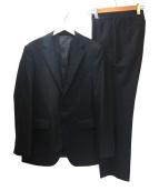 TAKEO KIKUCHI(タケオキクチ)の古着「2Bスーツ」|ブラック