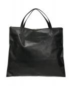 JIL SANDER(ジルサンダー)の古着「バッグ」|ブラック