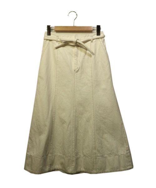 IENA(イエナ)IENA (イエナ) デニムベルスカート サイズ:38の古着・服飾アイテム