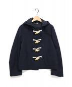 tricot COMME des GARCONS(トリコ コムデギャルソン)の古着「ダッフルコート」|ネイビー