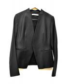 theory luxe(セオリーリュクス)の古着「セットアップスーツ」 ブラック