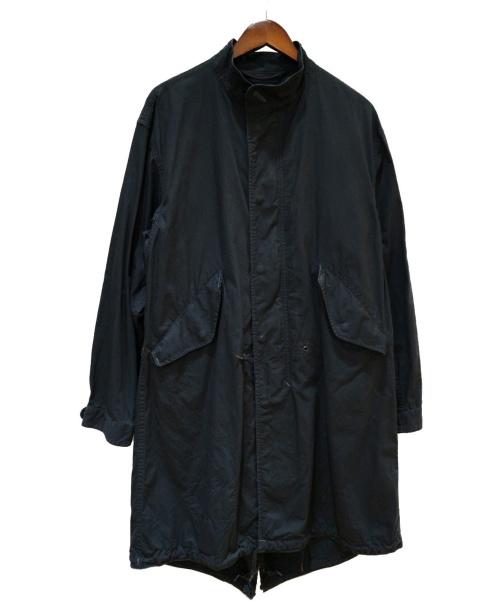 J.S HOMESTEAD(ジャーナルスタンダードホームステッド)J.S HOMESTEAD (ジャーナルスタンダードホームステッド) ライナー付モッズコート ブラック サイズ:SIZE Mの古着・服飾アイテム