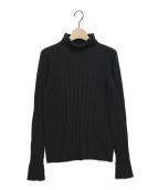 Maison Margiela 4(メゾンマルジェラ4)の古着「ハイネックニット」|ブラック
