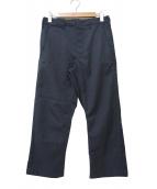 Sans limite(サンリミット)の古着「ウールパンツ」|ブラック