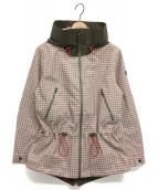 AIGLE(エーグル)の古着「レトロスタープリントジャケット」