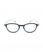 OLIVER PEOPLES(オリバーピープルズ)の古着「眼鏡」 ブラック