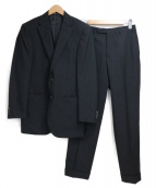 CORNELIANI(コルネリアーニ)の古着「セットアップ2Bスーツ」|ブラック