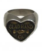 GLAD HAND(グラッドハンド)の古着「シルバーリング」
