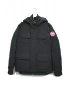 CANADA GOOSE(カナダグース)の古着「MAITLAND PARKA」|ブラック