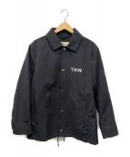 Traditional Weatherwear(トラディショナルウェザーウェア)の古着「コーチジャケット」|ブラック
