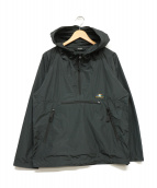 SIERRA DESIGNS(シェラデザインズ)の古着「アノラックパーカー」 ブラック