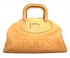 TOD'S(トッズ)の古着「ロゴボストンバッグ」