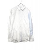 ()の古着「アームドッキングシャツ」|ブルー