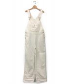 rag&bone(ラグアンドボーン)の古着「ペインターオーバーオール」|オフホワイト