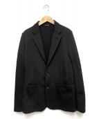 junhashimoto(ジュンハシモト)の古着「ジャージージャケット」|ネイビー