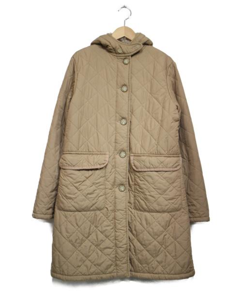 MACKINTOSH(マッキントッシュ)MACKINTOSH (マッキントッシュ) 裏ボアキルティングコート ベージュ サイズ:38の古着・服飾アイテム
