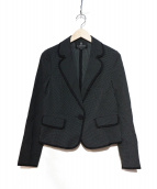 LANVIN COLLECTION(ランバンラコレクション)の古着「ジャケット」|ブラック