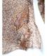 中古・古着 JILL STUART (ジルスチュアート) マーキュリーフラワーペイズリーブラウス ベージュ サイズ:S:4800円