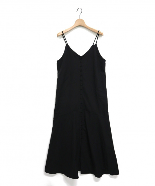 MilaOwen()MilaOwen (ミラオーウェン) 2Wayキャミソールワンピース ブラック サイズ:0 未使用品 20SSの古着・服飾アイテム