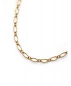 Tiffany & Co.(ティファニー)の古着「オーバルリンクネックレス」