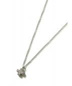 Tiffany & Co.(ティファニー)の古着「クルーシフォームクロスネックレス」