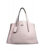 ()の古着「2WAYバッグ」 ピンク