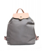 LONGCHAMP(ロンシャン)の古着「Le Pliage Dandy Backpack」|ピンク