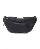 Maison Margiela 11(メゾンマルジェラ 11)の古着「Glam Slamベルトバッグ」|ブラック