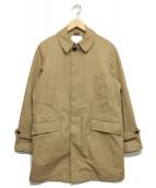 nanamica(ナナミカ)の古着「GORE-TEXステンカラーコート」|ベージュ
