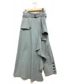 Ameri VINTAGE(アメリビンテージ)の古着「パンツ」 サックスブルー