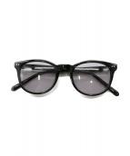 kaneko optical(金子眼鏡)の古着「サングラス」|ブラック