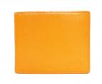 MARGARET HOWELL idea(マーガレットハウエルアイデア)の古着「2つ折り財布」|オレンジ