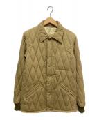 N.HOOLYWOOD(エヌハリウッド)の古着「キルティングジャケット」|カーキ