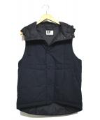 Engineered Garments(エンジニアド ガーメンツ)の古着「Primaloft Vest」|ネイビー