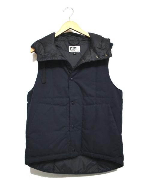 Engineered Garments(エンジニアードガーメンツ)Engineered Garments (エンジニアド ガーメンツ) Primaloft Vest ネイビー サイズ:Sの古着・服飾アイテム