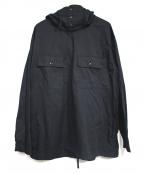 Engineered Garments()の古着「Cagoule Shirt」 ネイビー