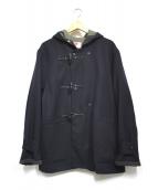 Engineered Garments(エンジニアド ガーメンツ)の古着「ダッフルコート」|ネイビー